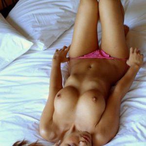 Tila Tequila undressing
