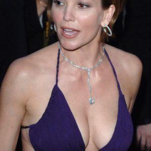 Diane Lane sexy dress