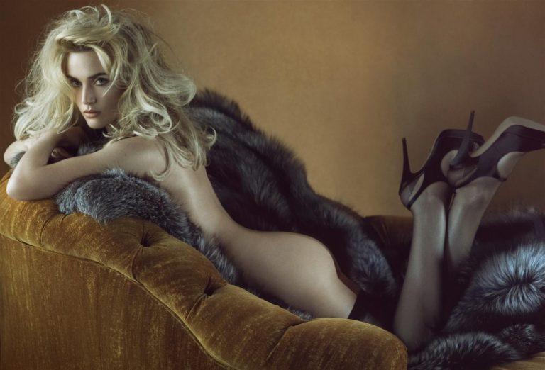 Kate Winslet Vanity Fair nude