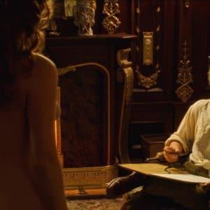Kate Winslet Titanic nude scene