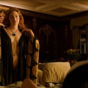 Kate Winslet strips down