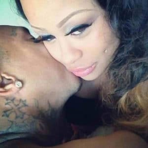 Blac Chyna and Tyga sex tape
