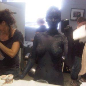Jennifer Lawrence mirror selfie