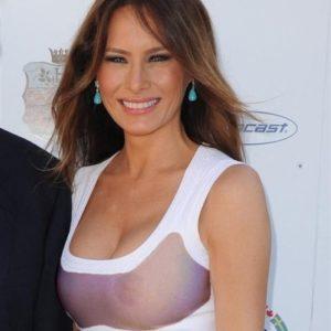 Melania Trump's Nude Leaked Photos – Uh Oh Donald!