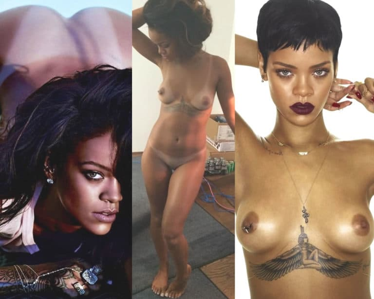 Pictures free rihanna nude for the