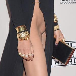 Chrissy Teigen Pussy Slip