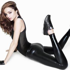 Miranda Kerr latex ass