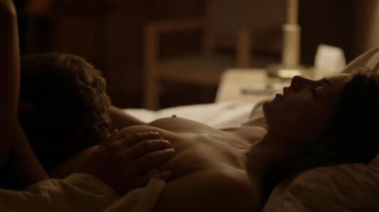 pic of ashley greene in movie sex scene where she is getting pussy licked