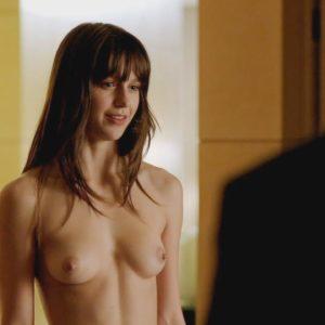 gorgeous melissa benoist naked boobs in tv scene