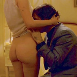 wes anderson short film pic of natalie portman uncovered booty pic