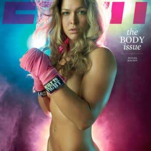 Ronda Rousey Naked ESPN Body Issue (4)
