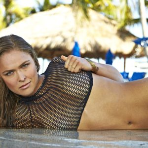 Ronda Rousey Nude Sports Illustrated Pics (1)