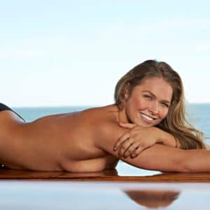 Ronda Rousey Sexy Sports Illustrated Pics (1)