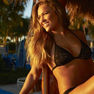 ronda rousey sexy sports illustrated