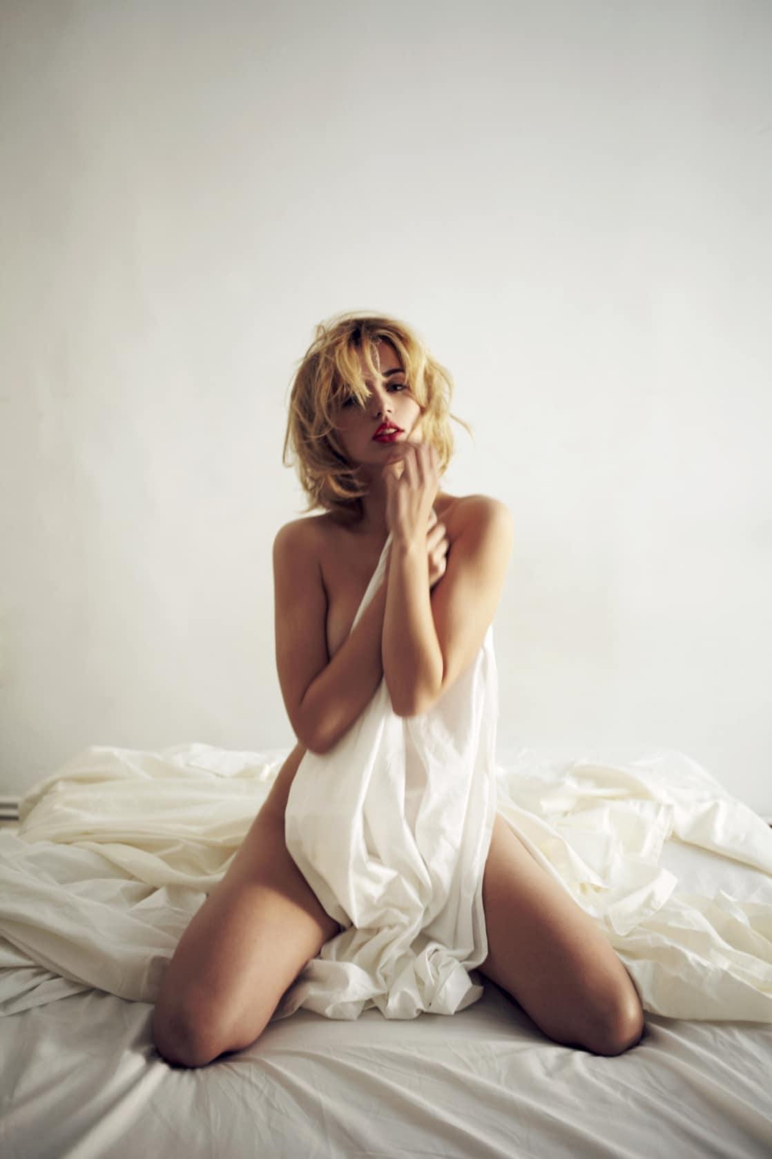 Ana de Armas hot pics undressed (2)
