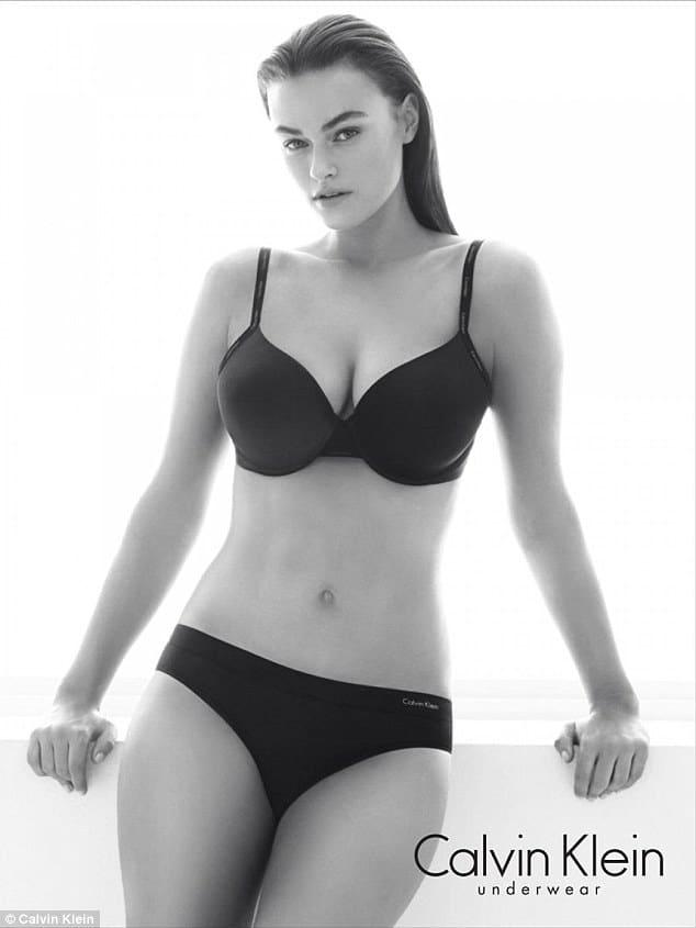 Myla Dalbesio Calvin Klein