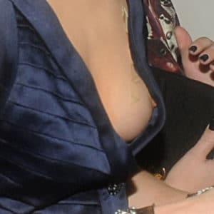Emma Watson close up pic of boobs