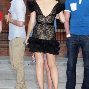 Emma Watson hot image of her legs