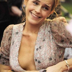 Emma Watson hot nipples