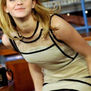 Emma Watson showing panties