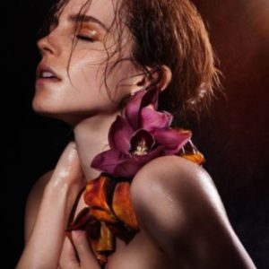 Emma Watson stripped down for Natural Beauty photoshoot