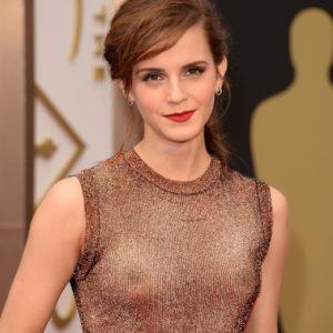 Emma Watson x-ray image