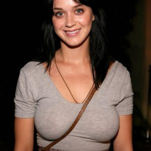 Katy Perry natural breasts