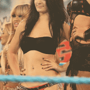Paige WWE sexy body exposed