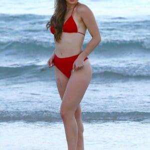 Amanda Cerny booty