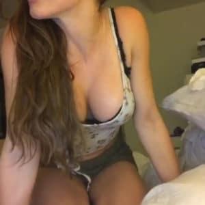 Amanda Cerny pussy show
