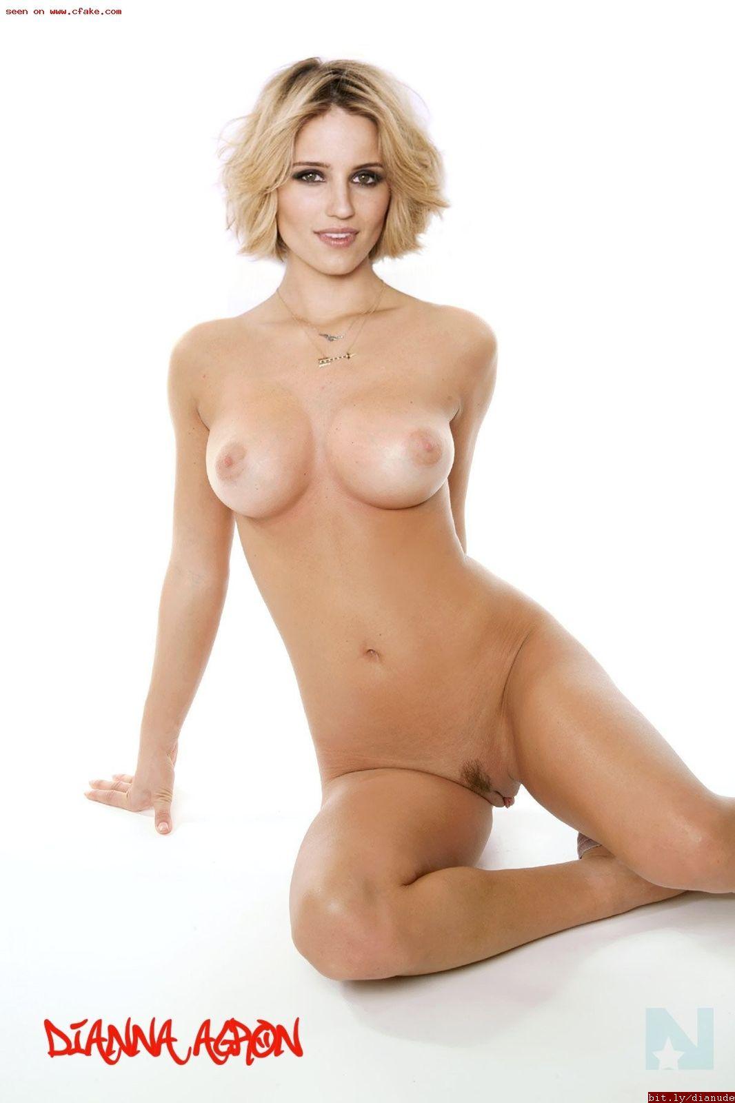 Dianna Agron big boobs
