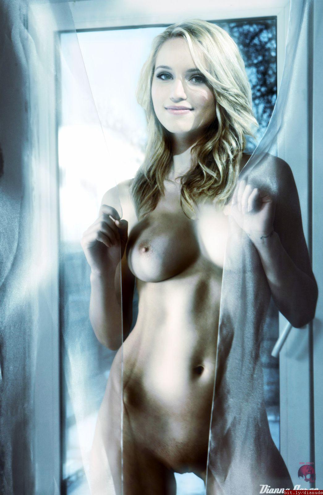 Dianna Agron hot