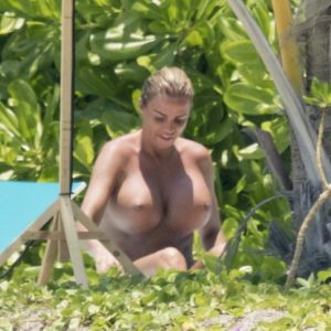 Katie Price hot boobs