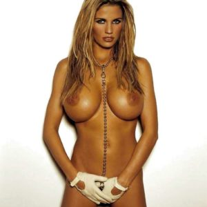 Katie Price nude boobs