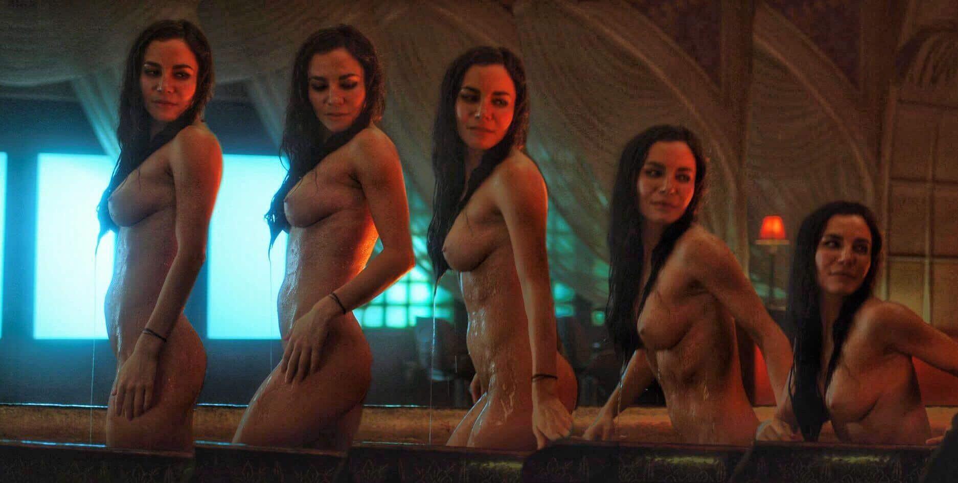 American Pie 5 Nude Scenes martha higareda nude scenes! mexican milf *exposed*