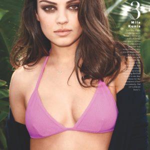 Mila Kunis leaked nude