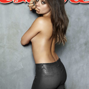 Mila Kunis pussy fucked