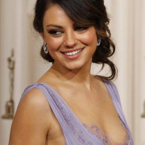 Mila Kunis sexy nude