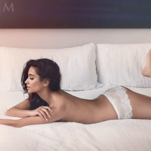 Shay Mitchell topless picture