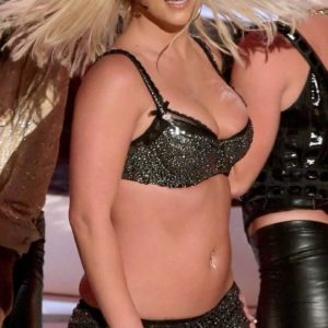 Britney Spears hot boobs