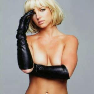 Britney Spears leaked naked