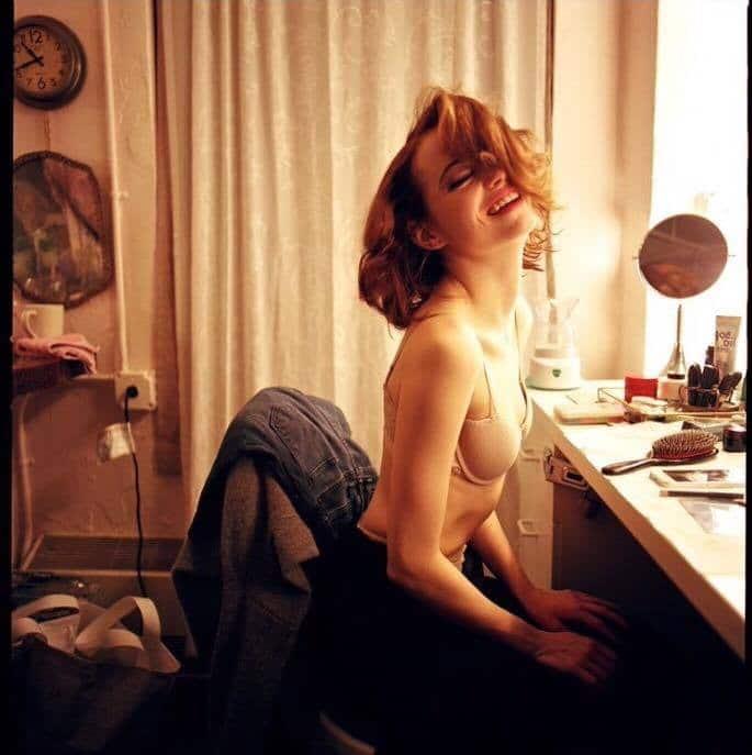 Emma Stone sexy nude picture