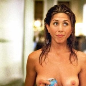 Jennifer Aniston naked boobs