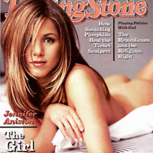Jennifer Aniston Rolling Stone
