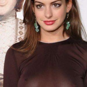 Anne Hathaway big boobs