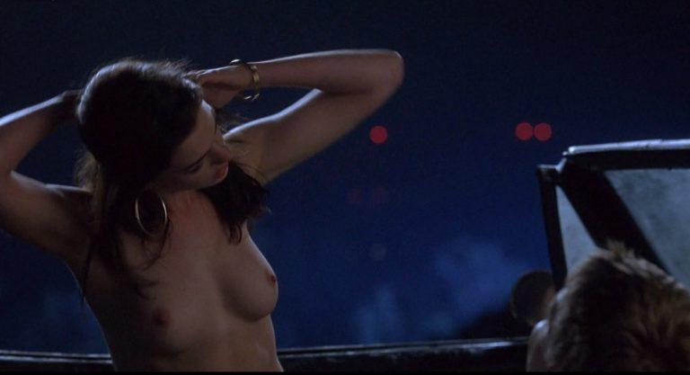 Anne Hathaway big tits