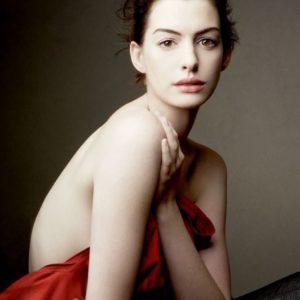 Anne Hathaway xxx