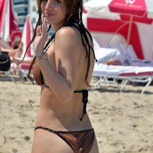 Bella Thorne leaked nude