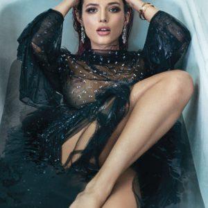 Bella Thorne naked