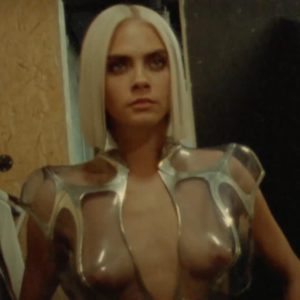 Cara Delevingne big boobs